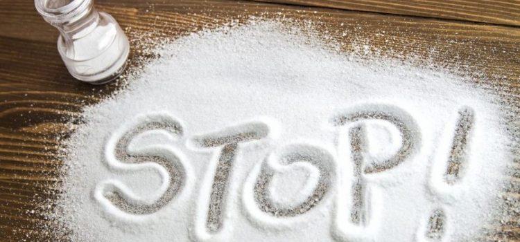 Мы потребляем слишком много соли
