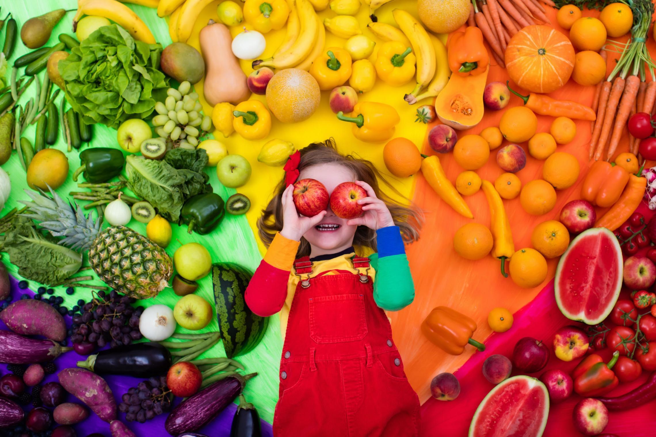 Как правильно подобрать витамины для детей? — [SayYes]