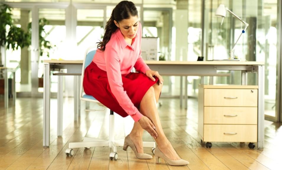 Lioton помогает при чувство боли, тяжести и онемения в ногах ®