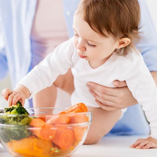 Дети и витамины