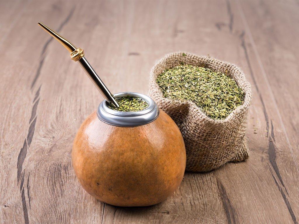 Как правильно заваривать мате, чтобы извлечь пользу: что это такое калебас - полезные свойства чая и его вред