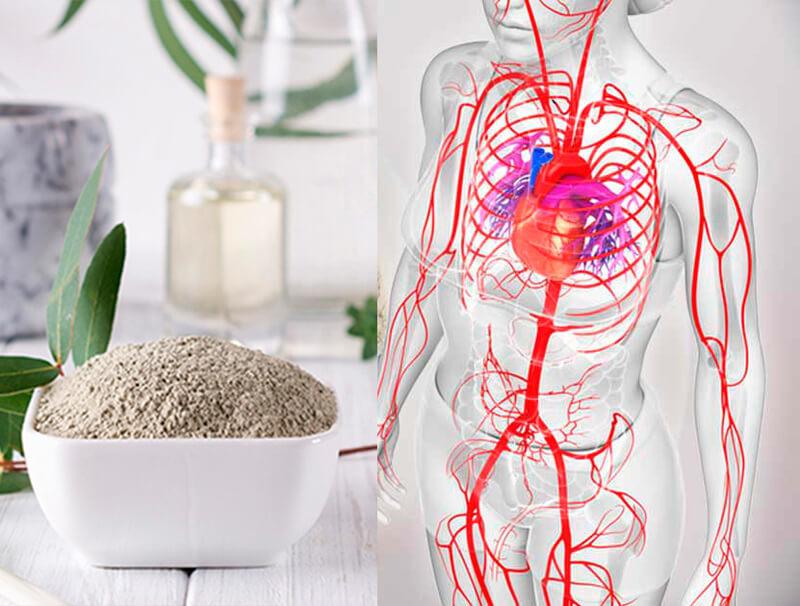 Бентонитовая глина: 10 способов оздоровить организм | Здоровье | Селдон Новости