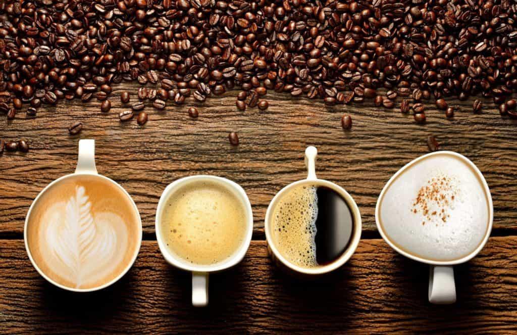 Лучшие кофейные напитки - их рецепты, как приготовить