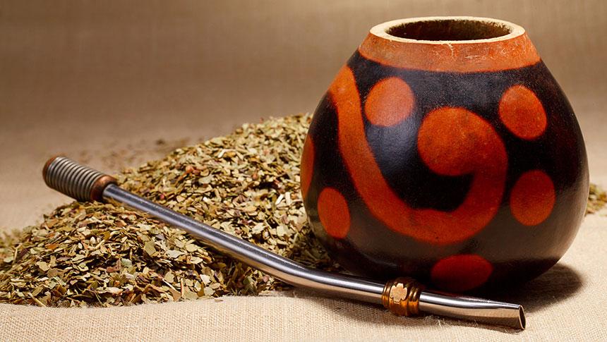Чай мате: а чай ли это? | О древнем индейском напитке